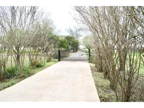 Property for sale at 120  County Road 124, Georgetown,  Texas 78626