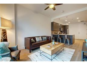 Property for sale at 222  West Ave  #1909, Austin,  Texas 78701