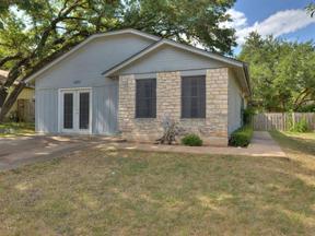 Property for sale at 12802  Heinemann Dr, Austin,  Texas 78727