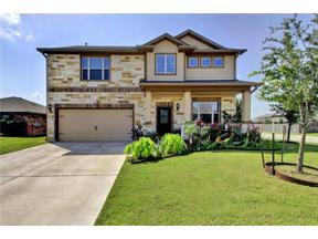 Property for sale at 18401  Drecker Springs Ln, Pflugerville,  Texas 78660