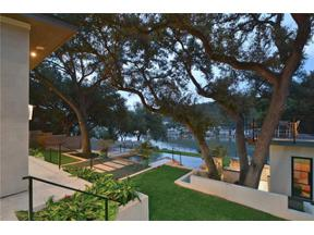 Property for sale at 3811  Westlake Dr, Austin,  Texas 78746