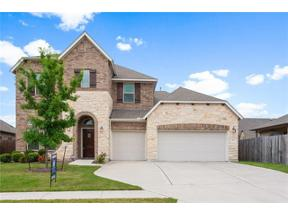 Property for sale at 3405  Plover Run Trl, Pflugerville,  Texas 78660