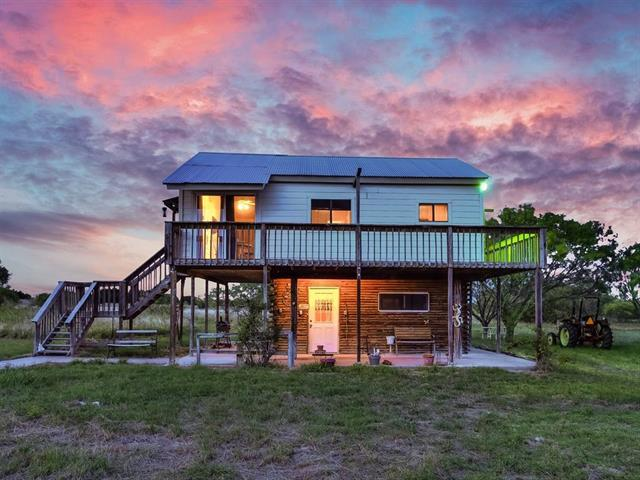 Photo of home for sale at 9573 Fm 1174 N, Burnet TX