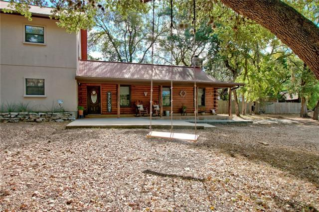 Photo of home for sale at 331 Rhodes LN, Wimberley TX