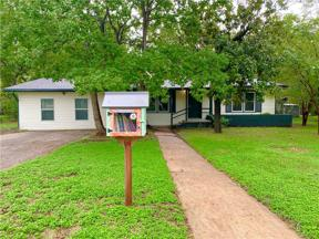 Property for sale at 605 W 11th Street, Elgin,  Texas 78621
