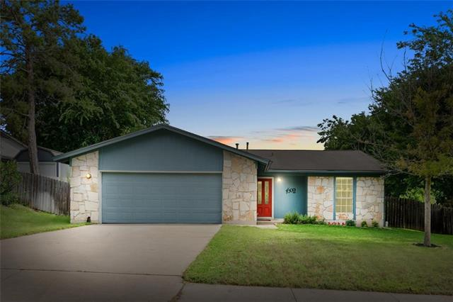 Photo of home for sale at 1602 Old Tract RD, Pflugerville TX