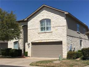 Property for sale at 68  White Magnolia Cir  #43, Lakeway,  Texas 78734