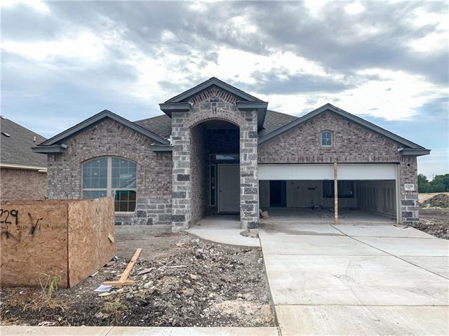 Photo of home for sale at 1229 Matt LN, Round Rock TX