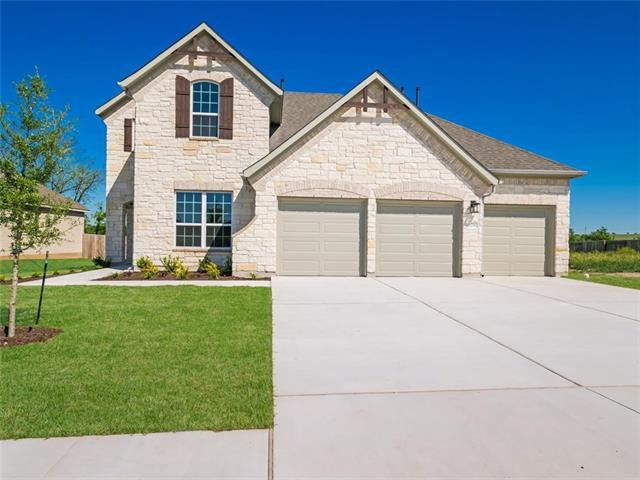 Photo of home for sale at 5728 Toscana Trace, Round Rock TX