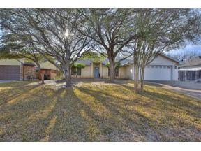 Property for sale at 1604 Barcus Drive, Georgetown,  Texas 78626