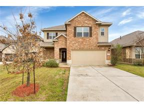 Property for sale at 2609  Creeping Vine Ct, Pflugerville,  Texas 78660