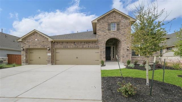 Photo of home for sale at 2520 Portici PASS, Round Rock TX