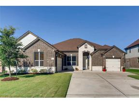 Property for sale at 921  Autumn Sage Way, Pflugerville,  Texas 78660