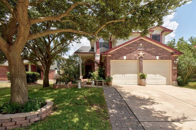 Photo of home for sale at 1700 Candelaria Mesa DR, Round Rock TX
