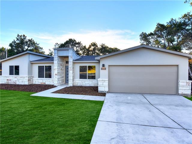 Photo of home for sale at 4402 Lindburg LN, Lago Vista TX