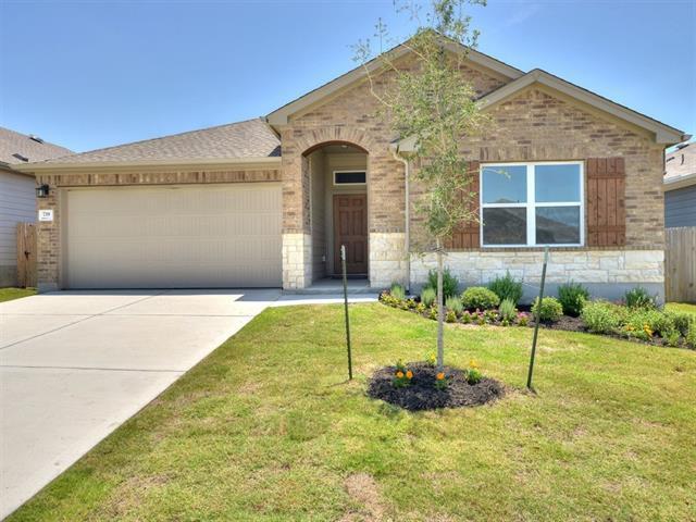 Photo of home for sale at 718 Bridgestone WAY, Buda TX