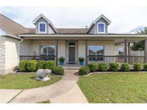 Property for sale at 112  Blanco Dr, Hutto,  Texas 78634