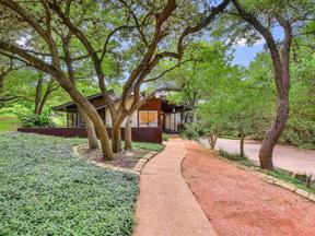 Property for sale at 4  Sundown Pkwy, Austin,  Texas 78746