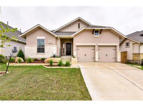 Property for sale at 2429  Brook Crest Way, Leander,  Texas 78641