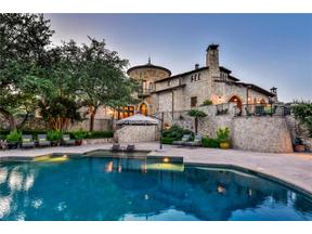 Property for sale at 2401 Portofino Ridge Drive, Austin,  Texas 78735