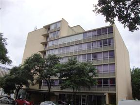 Property for sale at 1800  Lavaca St  #A-703, Austin,  Texas 78701