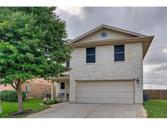 Photo of home for sale at 3317 Savage Springs DR, Austin TX