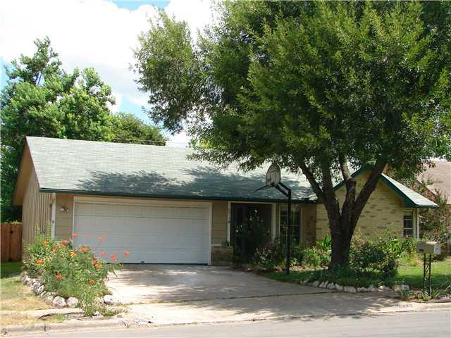 Photo of home for sale at 6215 Woodhue DR, Austin TX