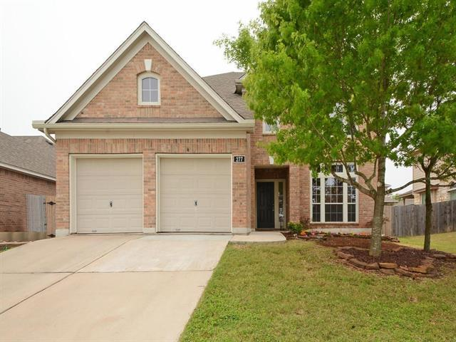 Photo of home for sale at 277 Otono LOOP, Kyle TX