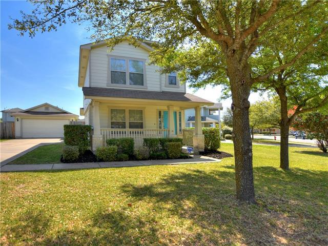 Photo of home for sale at 2832 Deerfern LN, Round Rock TX