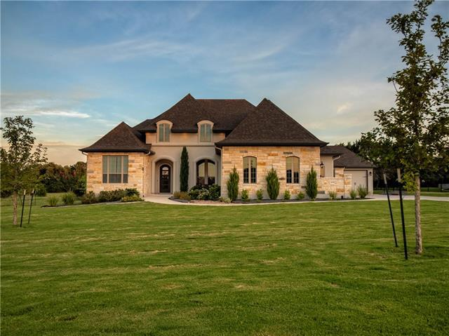Photo of home for sale at 405 Bold Sundown, Liberty Hill TX