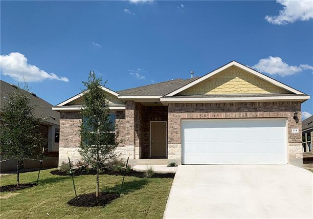 Photo of home for sale at 125 Finstown ST, Hutto TX