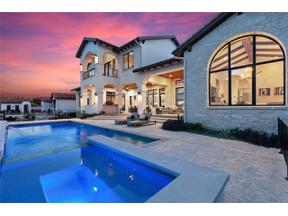 Property for sale at 12908 Hacienda Ridge, Austin,  Texas 78738