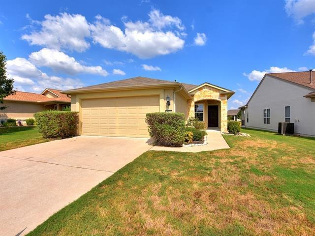 Photo of home for sale at 513 Copper Breaks DR, Georgetown TX