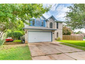 Property for sale at 1422  Green Terrace Dr, Round Rock,  Texas 78664