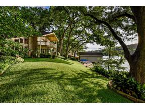 Property for sale at 2800  EDGEWATER Dr, Austin,  Texas 78733