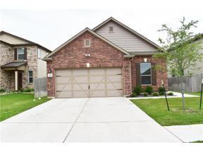 Property for sale at 709  Screech Owl Dr, Pflugerville,  Texas 78660