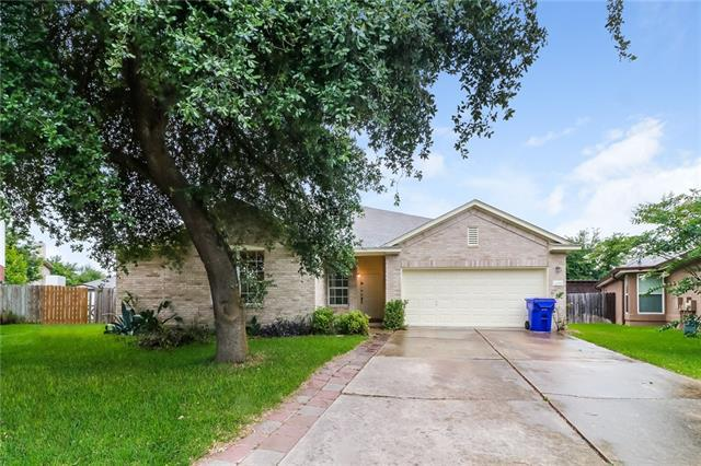 Photo of home for sale at 1628 War Horse LN, Round Rock TX