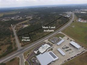 Property for sale at TBD3AC US Hwy 281, Marble Falls,  Texas 78654