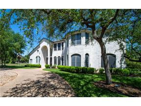 Property for sale at 415  Duck Lake Dr, Lakeway,  Texas 78734