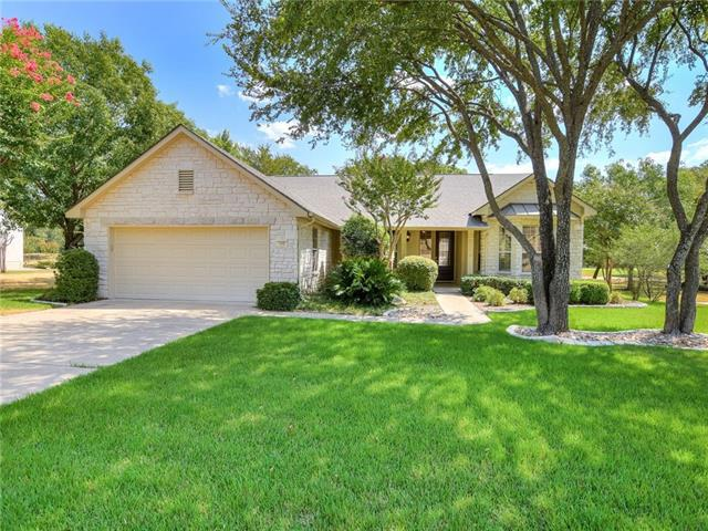 Photo of home for sale at 140 Enchanted DR, Georgetown TX