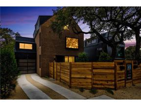 Property for sale at 915  James St  #1, Austin,  Texas 78704