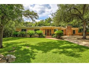 Property for sale at 104  Westhaven Dr, West Lake Hills,  Texas 78746