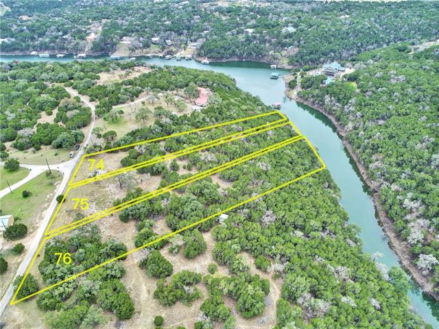 Photo of home for sale at 18209 Ridge RD, Lago Vista TX