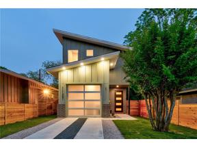 Property for sale at 1125  Denfield St  #1, Austin,  Texas 78721