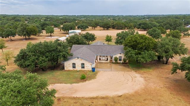 Photo of home for sale at 119 County Road 403b, Marble Falls TX