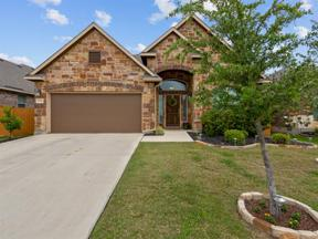 Property for sale at 3720  Lunet Ring Way, Pflugerville,  Texas 78660
