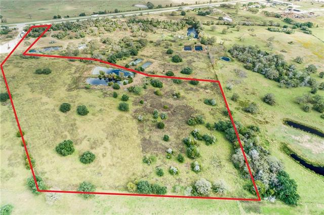 Photo of home for sale at +/- 17 acres Highway 290, Giddings TX