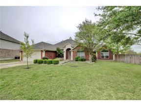 Property for sale at 2612  Pumpkin Ridge Ct, Pflugerville,  Texas 78660