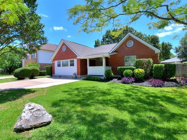 Photo of home for sale at 1815 Iris LN, Cedar Park TX