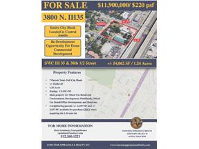 Property for sale at 3800 N Interstate 35, Austin,  Texas 78751